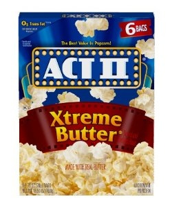 ACT II POPCORN XTREME BUTTER 70G
