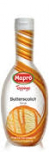 MAPRO TOPPINGS BUTTERSCOTCH SYRUP 500ML