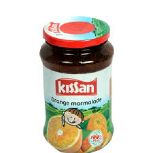 KISSAN ORANGE MARMALADE  500G