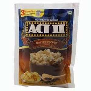 ACT II POPCORN BUTTER PEPPER 70G