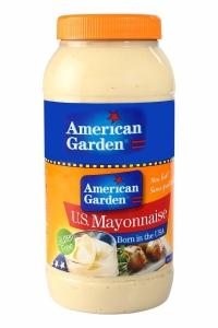 AMERICAN GARDEN U.S. MAYONNAISE 887ML