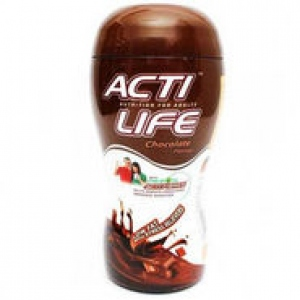 ACTI LIFE CHOCOLATE FLAVOUR 300G