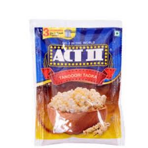 ACT II POPCORN TANDOORI TADKA 70G