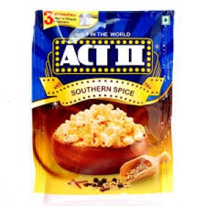 ACT II POPCORN SOUTHERN SPICE 70G