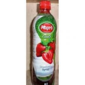 MAPRO STRAWBERRY SYRUP 750ML