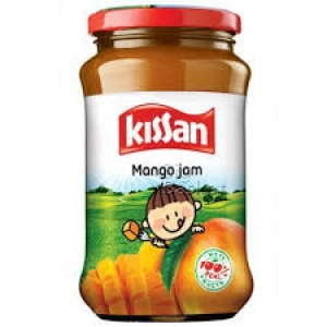 KISSAN MANGO JAM JAR 500GM