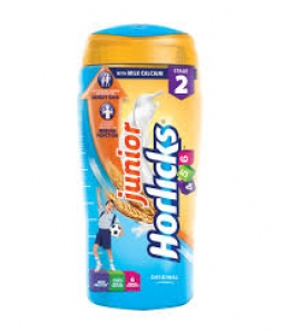 HORLICKS JUNIOR VANILLA JAR 500GM
