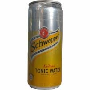 SCHWEPPES INDIAN TONIC WATER CAN 300ML