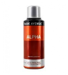PARK AVENUE DEO ALPHA 150ML