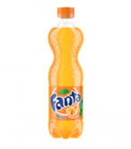 COKE FANTA ORANGE FLAVOUR