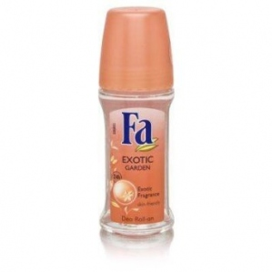FA EXOTIC GARDEN DEO ROLL-ON 50ML