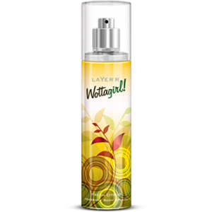 LAYER`R WATTAGIRL FRESH CITRUS BODY SPLASH 135ML