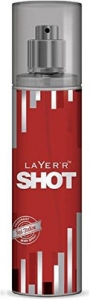 LAYER`R SHOT RED STALLION BODY SPRAY 135ML