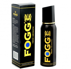 FOGG BODY SPRAY FRESH AROMATIC 120ML