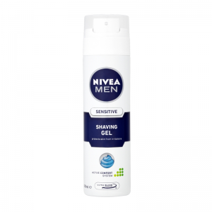 NIVEA FOR MEN  SHAVING GEL 200ML