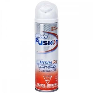 GILLETTE FUSION HYDRA GEL PURE & SENSITIVE 195G