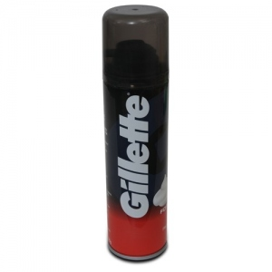 GILLETTE FOAM REGULAR  418G