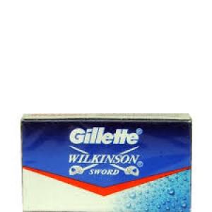 GILLETTE WILKSON SWORD 5 BLADES
