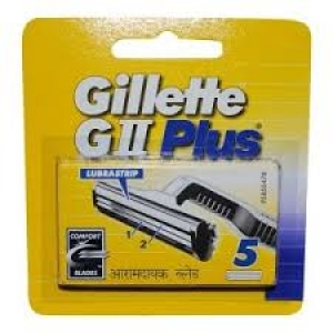 GILLETTE GII PLUS CRT 5