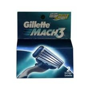 GILLETTE MACH 3 TURBO CART 2