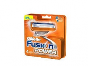 GILLETTE FUSION POWER CRT 4