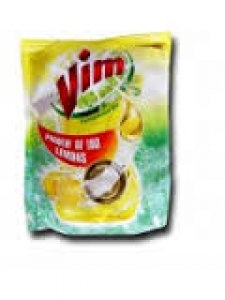VIM CONCENTRATED GEL LEMON POUCH 225ML