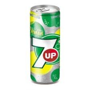 PEPSI 7UP CAN  250ML