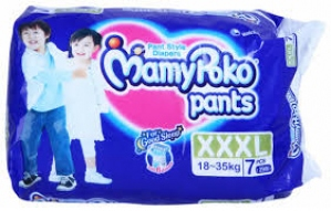 MAMY POKO PANTS XL (12-17KG) 7PCS