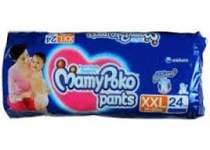 MAMY POKO PANTS XXL (15-25KG) 24PCS