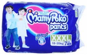 MAMY POKO PANTS XXXL (18-35KG) 7PCS