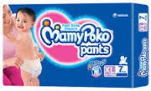 MAMY POKO PANTS STANDARD XL (12-17KG) 7PCS