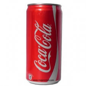 COKE COCA-COLA CAN 300ML
