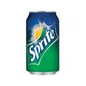 COKE SPRITE CAN 300ML