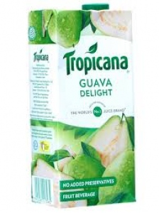 TROPICANA GUAVA DELIGHT 1LTR