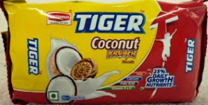 BRITANNIA TIGER COCONUT KRUNCH 115G