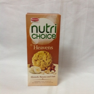BRITANNIA NUTRI CHOICE HEAVENS ALMONDS 100G
