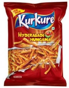 KURKURE HYDERABADI HUNGAMA 50G