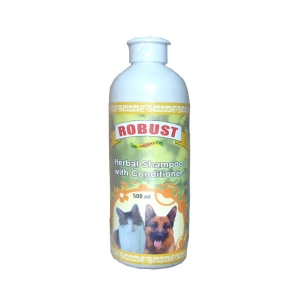 ROBUST HERBAL COND SHAMPOO 500ML