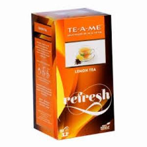 TE-A-ME LEMON TEA 25 TEA BAGS