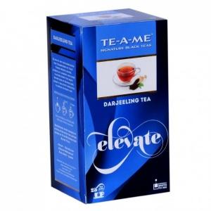 TE-A-ME DARJEELING TEA 25 TEA BAGS