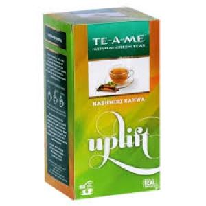 TE-A-ME KASHMIRI KAHWA TEA 25 TEA BAGS