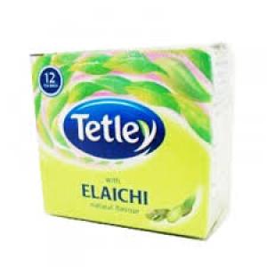 TETLEY ELAICHI 12 TEA BAGS
