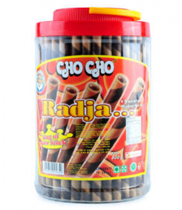 CHO CHO WAFER STICK CHOCOLATE 280G