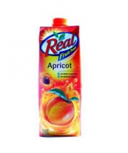 REAL APRICOT 1L
