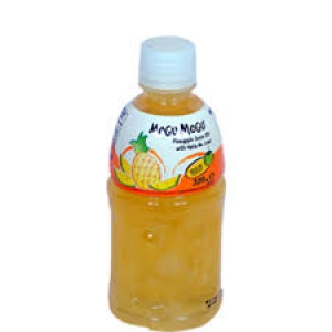 MOGU MOGU ORANGE JUICE 300ML
