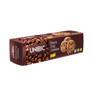 UNIBIC CHOCO CHIP COOKIES 75G