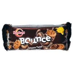 SUNFEAST BOUNCE CHOCO TWIST 50G