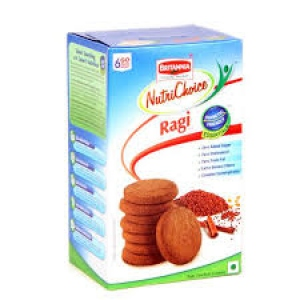 BRITANNIA NUTRI CHOICE ESSENTIALS RAGI COOKI 150G