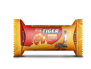 BRITANNIA TIGER  BUTTER KRUNCH COOKIES 45G
