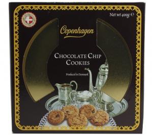 COPENHAGEN CHOCO CHIP COOKIES 400G